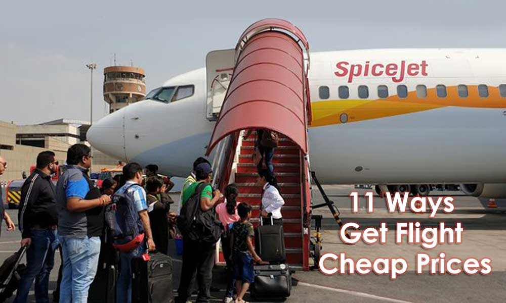 Flight Bookings at Cheap Prices