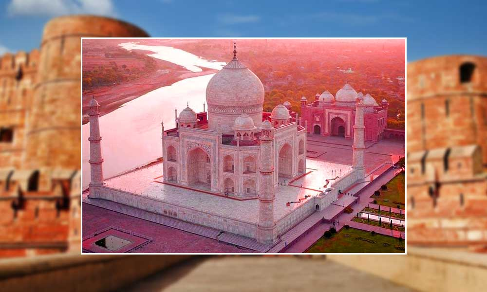 places to see in agra